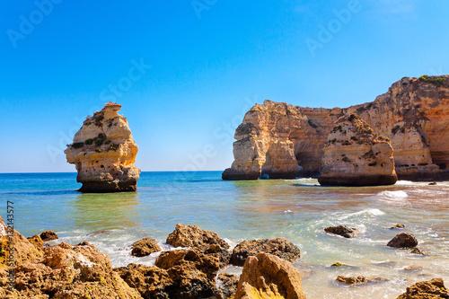 Foto op Canvas Cyprus Algarve, Portugal
