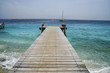 Caribbean jetty