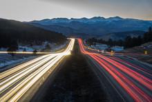 Genesee Highway View Colorado