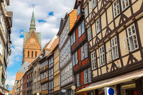 Old town in Hannover