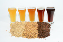 Home Brew Beer Ingredients Wit...