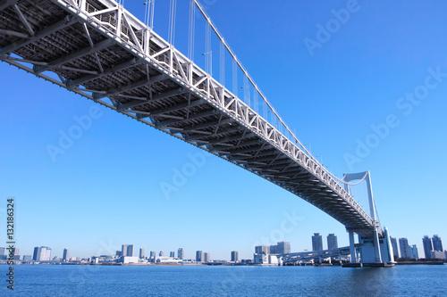 Deurstickers Australië レインボーブリッジ