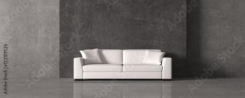 Fotografie, Obraz  rustic living room