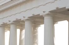 Overhead Part Of Columns