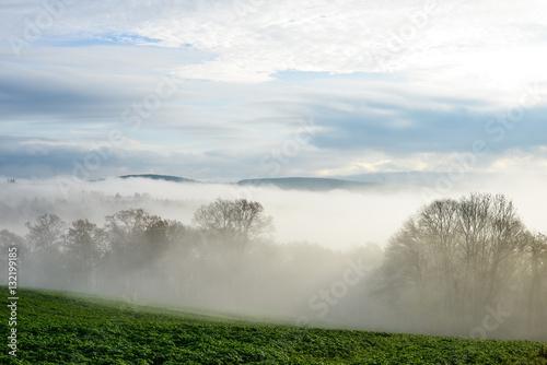 Nebel am Morgen © Erik