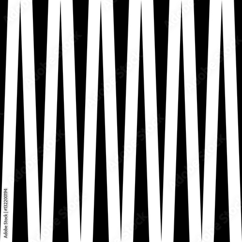 Seamless Vertical Stripe Pattern