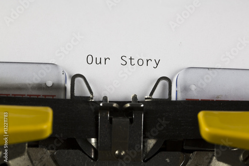 Our Story Poster