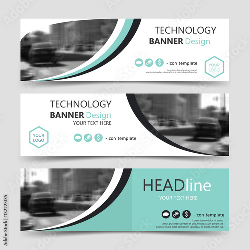 Set of horizontal banner templates vector corporate identity ribbon set of horizontal banner templates vector corporate identity ribbon banners website business header design cheaphphosting Image collections