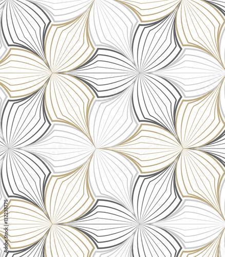 jasny-wektorowy-geometryczny-wzor-kwiatowy