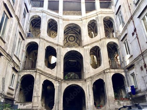 Valokuva  Napoli, Rione Sanita' - Palazzo San Felice