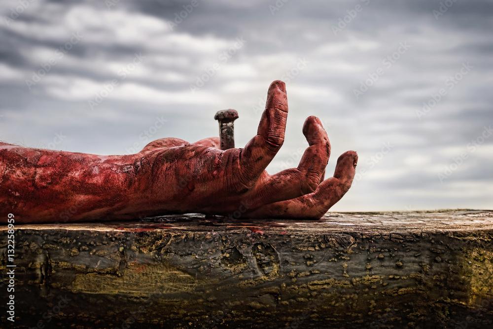 Fototapety, obrazy: Crucifixion