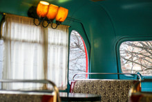 Double Decker Bus Cafe