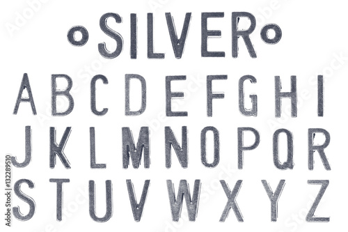 types of letter style