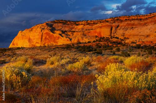 Poster Parc Naturel Utah landscapes
