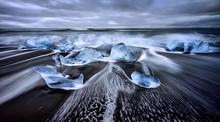 Blue Diamonds - ICELAND