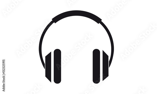 Fototapeta  Vektor - Kopfhörer / Vector - Headphones