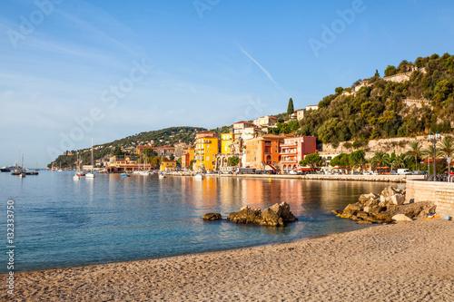 Cuadros en Lienzo Villefranche-sur-Mer, Cote d'Azur, France