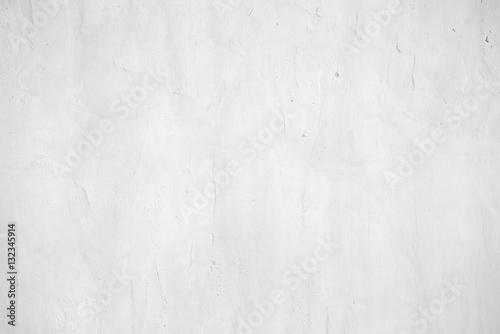 Fotografía  Old white grunge concrete wall