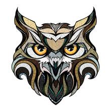 Owl Head, Illustration