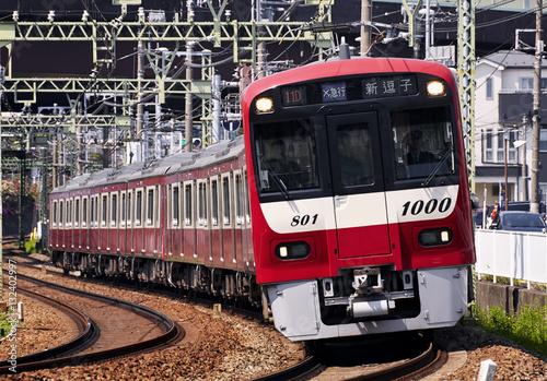 Fotografía  京急1000形1800番台