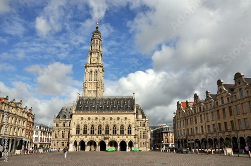 Arras scenery, Normandy, France Wallpaper Mural