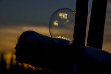 Soap Bubbles - Winter - Minus ...