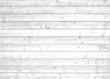 Leinwandbild Motiv Helle Bretterwand grau weiß
