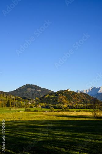Fototapeta Frauenberg, Styria, Austria obraz na płótnie