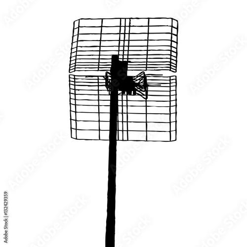 Stampe  antena