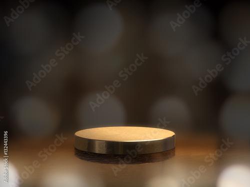 Fotografie, Obraz  Pedestal for display,Platform for design,Blank product stand