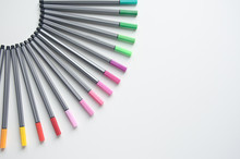 Kolorowe Pisaki