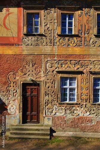 Renesansowa Fasada Budynku Buy This Stock Photo And Explore