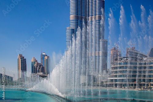 Recess Fitting Dubai The Dubai Fountain, the world largest choreographed fountain
