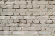 Backsteinwand textur grau