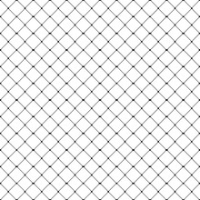 Seamless Fishnet Pattern. Seam...