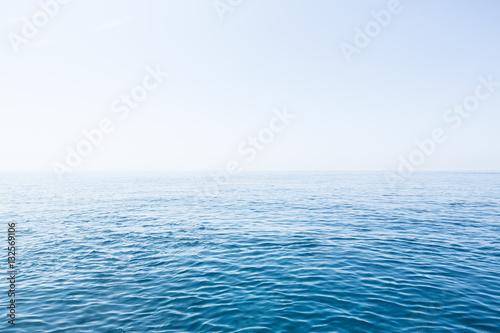 Clear Water On The Mediterranean Sea's Coast Canvas-taulu