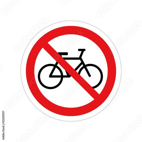 Fotografía  Interdit au vélo
