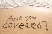 Are You Covered, Travel Insurance Concept