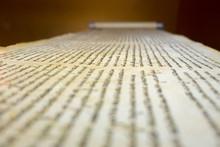 Dead Sea Scrolls On Display At...