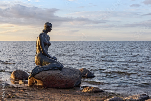 Photographie  Forever young the little Mermaid stirs the imagination of children and inspires