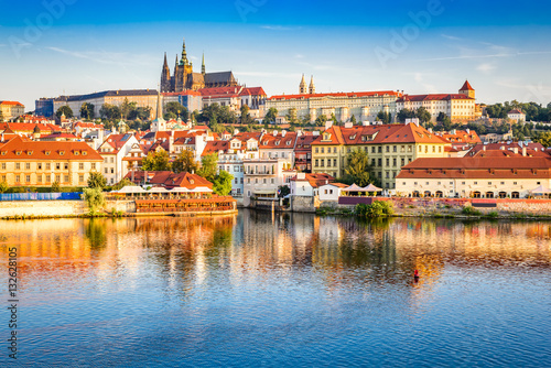 Prague Castle, Czech Republic Wallpaper Mural