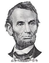 US President Abraham Abe Linco...