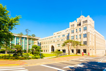 Korea University Law School Building
