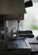Espresso machine with steam