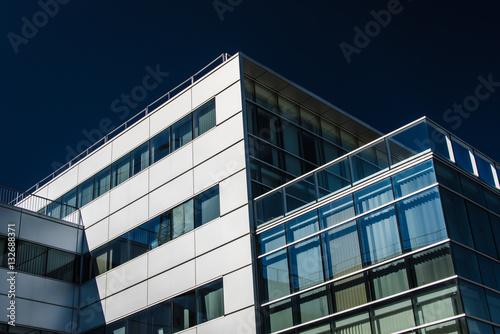 Cadres-photo bureau Batiment Urbain Bâtiment moderne de bureaux