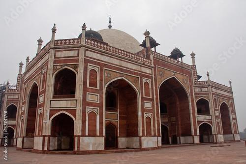 Nordindien - Rajasthan - Delhi - Humayun Mausoleum