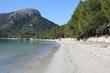 Sand beach on Majorca Island, Spain
