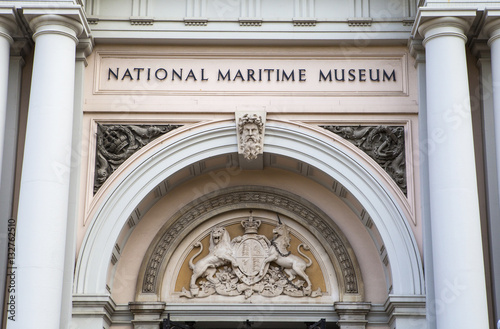 National Maritime Museum in London Fototapeta
