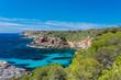 Calo Des Moro - beautiful bay of Mallorca, Spain