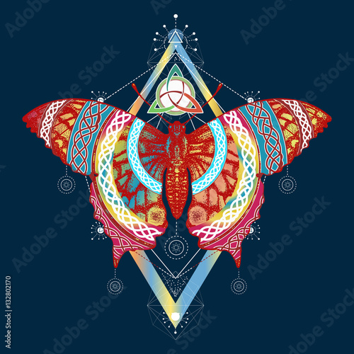 Butterfly T Shirt Design Symbol Of Freedom Travel Buy This Stock